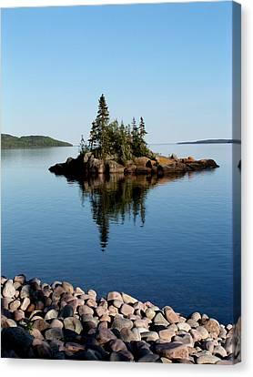 Karin Island - Photography Canvas Print