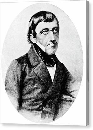 Karl Ernst Von Baer Canvas Print