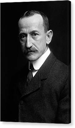 Coller Canvas Print - Karl Koller by U.s. National Library Of Medicine