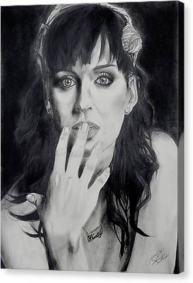Katy Perry Canvas Print