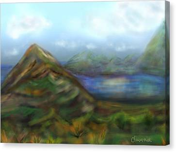 Kauai Canvas Print by Christine Fournier