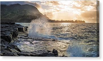 Kauai Coast Canvas Print