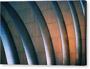 Kauffman Performing Arts Center Canvas Print