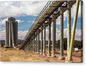 Kayenta Coal Mine Canvas Print by Jim West