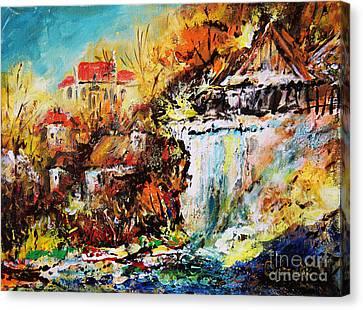 Kazimierz Nad Wisla  Canvas Print
