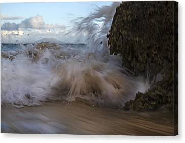 Keem Beach Timing Ireland Canvas Print