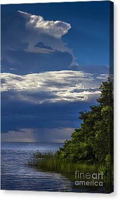 Keep A Eye On The Sky Canvas Print
