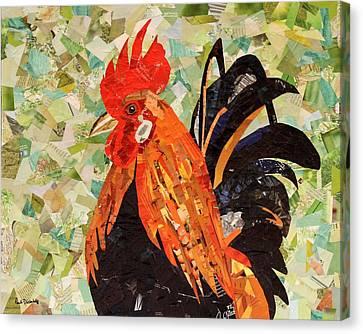 Kellogg Canvas Print by Paula Dickerhoff