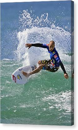 Kelly Slater  Eom7785 Canvas Print