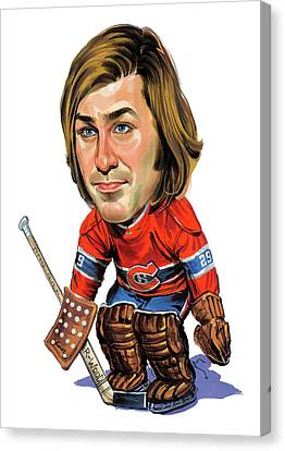 Ken Dryden Canvas Print by Art