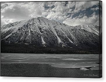 Kenai Lake Canvas Print