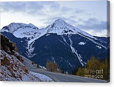 Kendall Mountain Morning Canvas Print