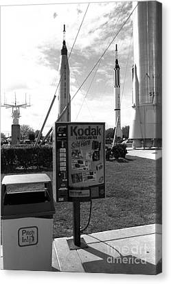 Kennedy Space Center Cape Canaveral Canvas Print