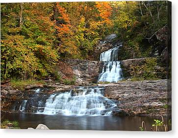 Kent In Fall Canvas Print