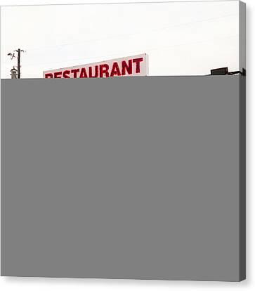 Kentucky Restaurant Canvas Print by Chris Fender