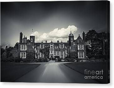 Kentwell Hall Canvas Print by Svetlana Sewell