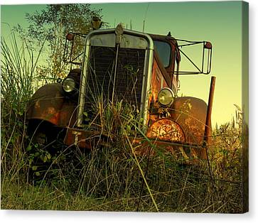 Kenworth 2 Canvas Print