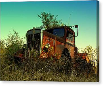 Kenworth 3 Canvas Print