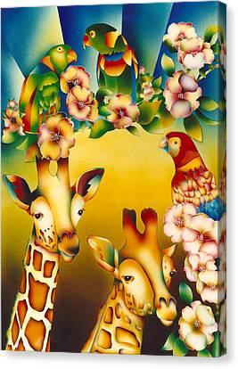 Kenya Kingdom Canvas Print