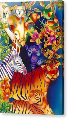 Kenya Secrets Canvas Print