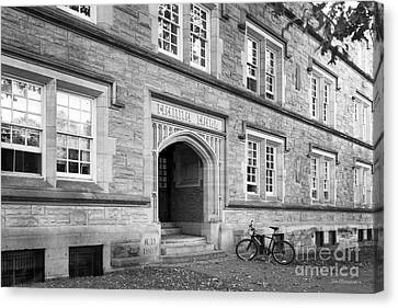 Kenyon College Hanna Hall Canvas Print by University Icons