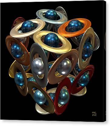 Kepler's Dream Canvas Print