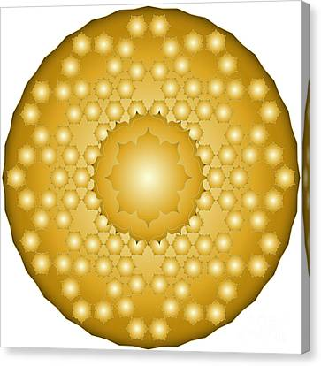 The Nature Center Canvas Print - Kernel Of The Kernel by Cam Macfarlane