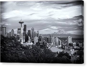 Kerry Park Canvas Print