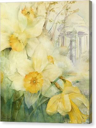 Kew Gardens Canvas Print by Karen Armitage