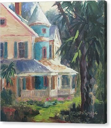 Key House Canvas Print by Susan Richardson