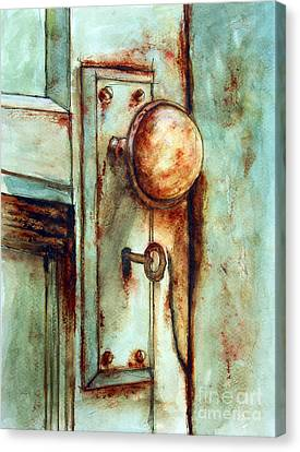 Key To Many Memories Canvas Print by Tim Ross