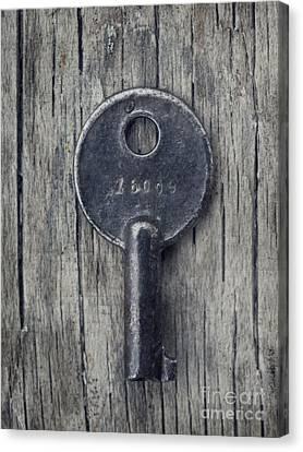 Key To... Canvas Print by Priska Wettstein