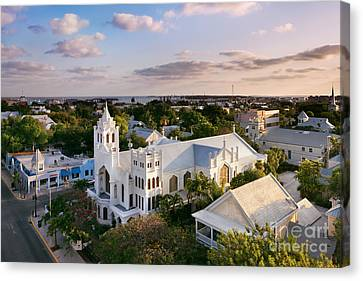 Key West Canvas Print by Rod McLean