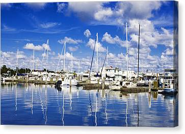 Key West Canvas Print by Swank Photography