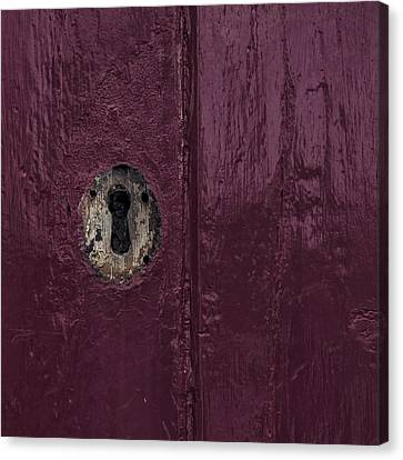 Architectur Canvas Print - Keyhole by Joana Kruse