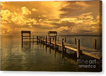 Keys II Canvas Print by Bruce Bain