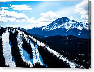 Keystone  Canvas Print