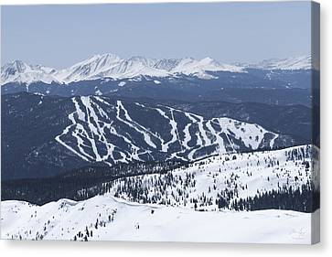 Keystone  Canvas Print by Aaron Spong