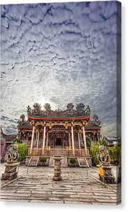 Canvas Print - Khoo Kongsi Temple by Mario Legaspi