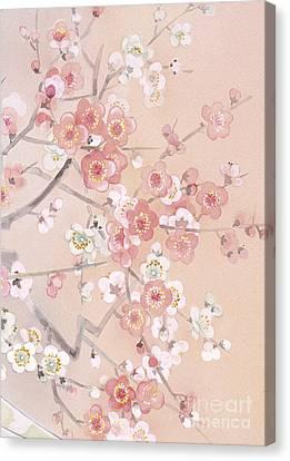 Kihaku Crop II Canvas Print