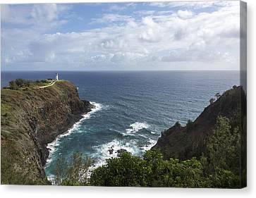 Kilauea Lighthouse - Kauai Hawaii Canvas Print by Brian Harig