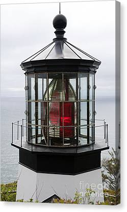 Kilauea Lighthouse Canvas Print by Peter French