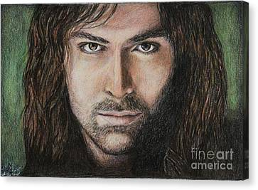 Kili The Dwarf Canvas Print