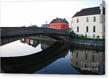 Kilkenny Canvas Print by Mary Carol Story
