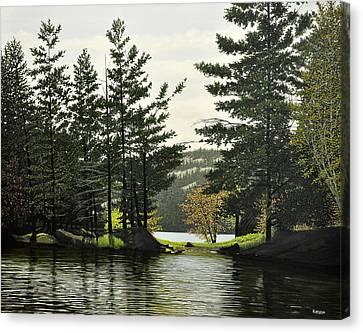 Killarney Canvas Print
