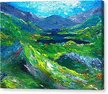 Killarney The Kingdom Of Kerry Canvas Print