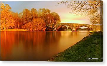 Kilsheelan Bridge Canvas Print