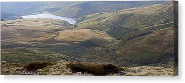 Kinder Scout Panorama Canvas Print