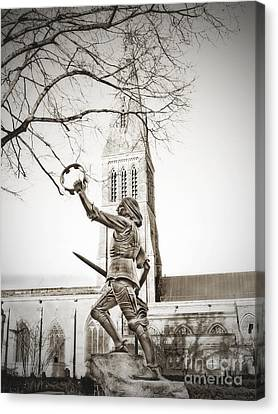 Shakespear Canvas Print - King Richard by Linsey Williams