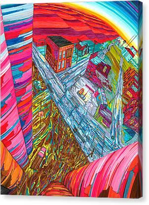 Kingdom Canvas Print by Scott Kirby
